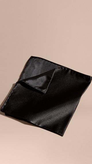Carré de poche en soie