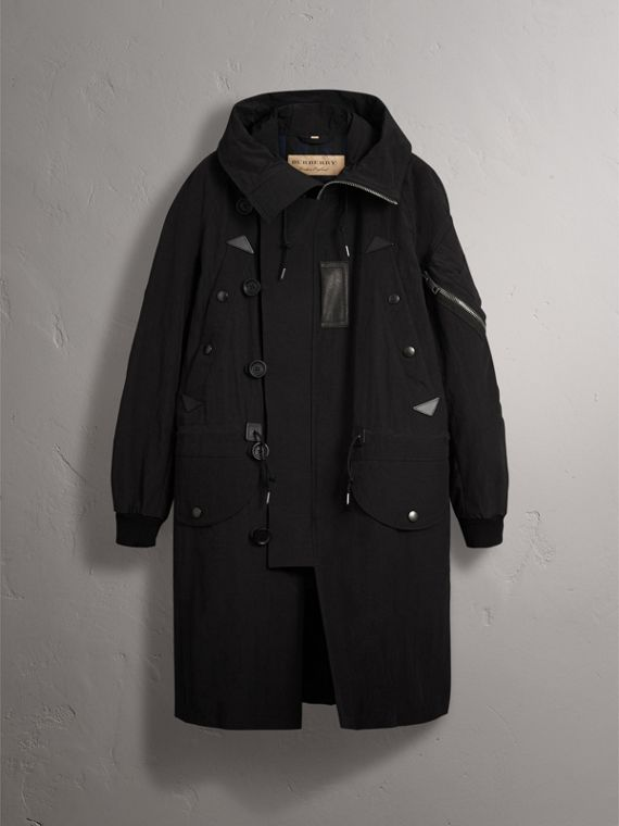 Rainproof Flyweight Parka - Men | Burberry - cell image 3