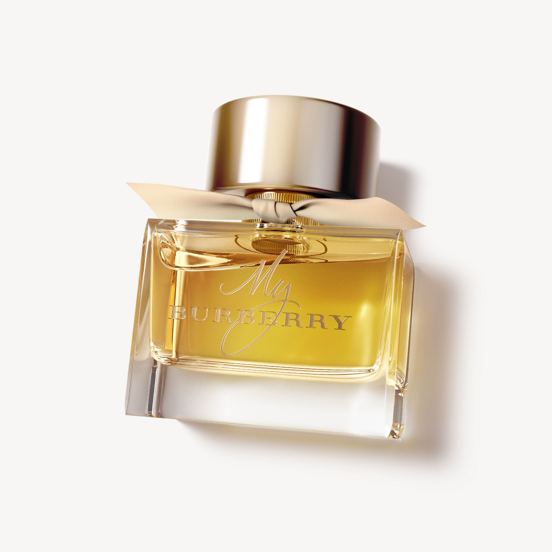 My Burberry Eau de Parfum Collector's Edition 900ml in Honey Trench - Women | Burberry - gallery image 1