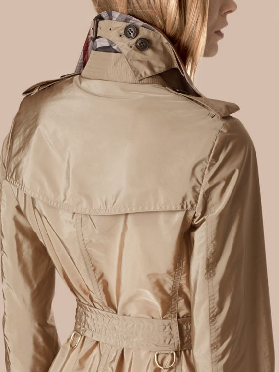 Sisal Lightweight Trench Coat Sisal - cell image 3