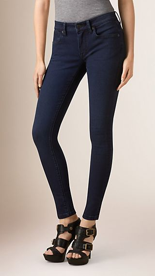 Skinny Fit Power-Stretch Jeans