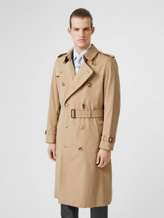 The Kensington – Trench Heritage long (Miel)