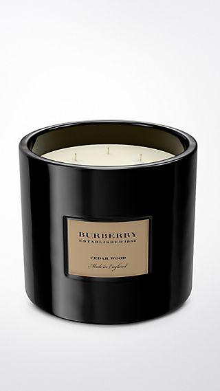 Cedar Wood Fragranced Candle - 2kg