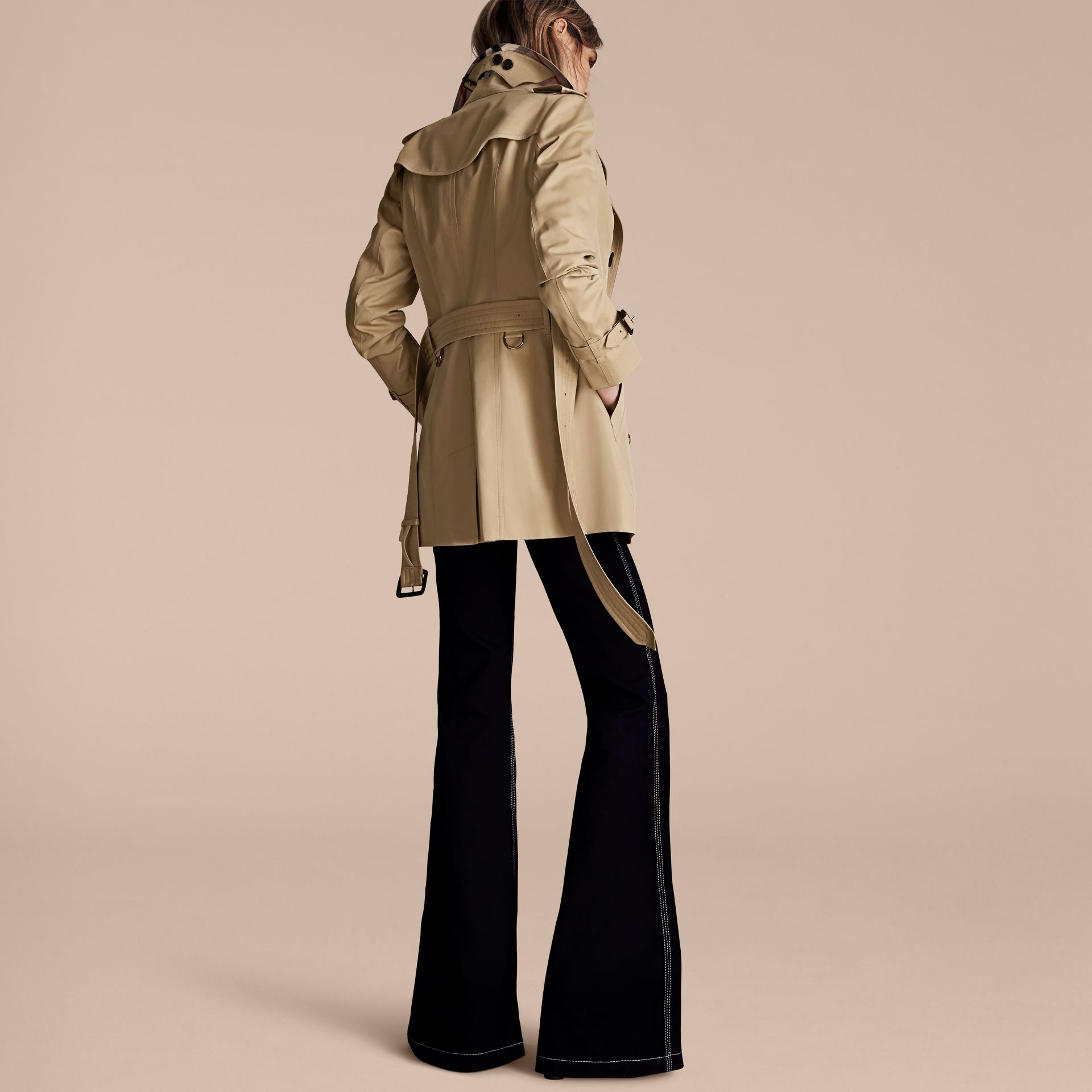 Miel The Sandringham – Trench-coat Heritage court Miel - photo de la galerie 3