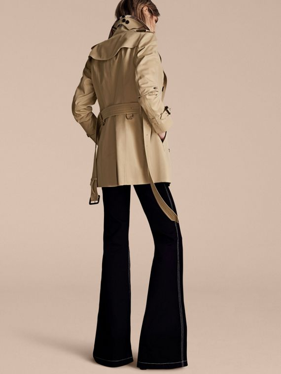 Miele The Sandringham - Trench coat Heritage corto Miele - cell image 2