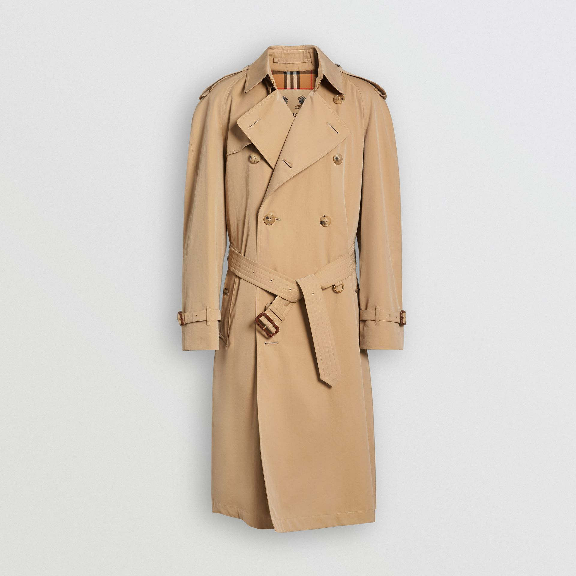 Trench coat Heritage The Westminster (Miele) - Uomo | Burberry - immagine della galleria 3
