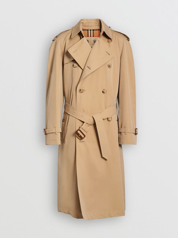 The Westminster Heritage Trench Coat in Honey - Men | Burberry United States - cell image 3