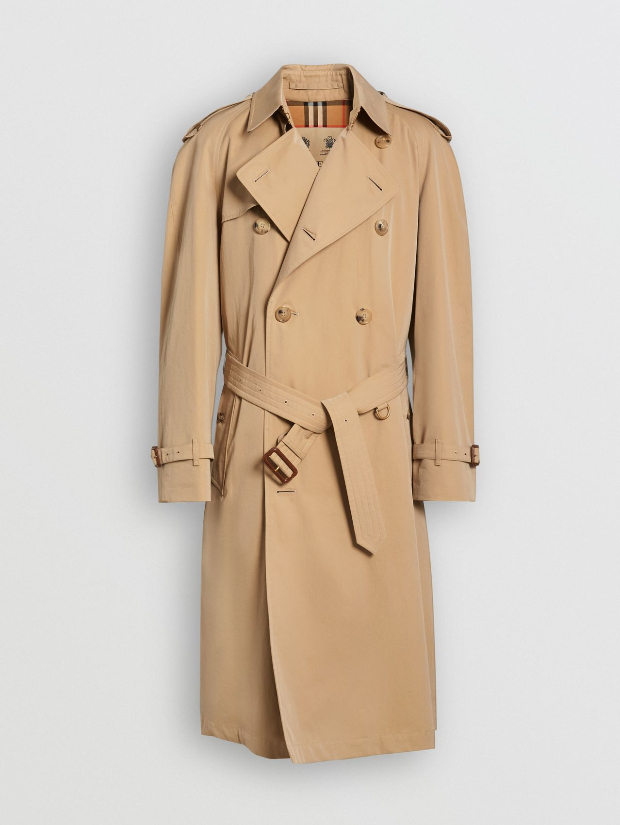 The Westminster Heritage Trench Coat (Honey)