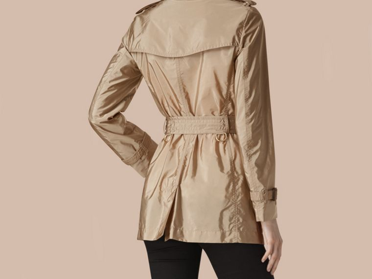 Sisal Lightweight Trench Coat Sisal - cell image 1