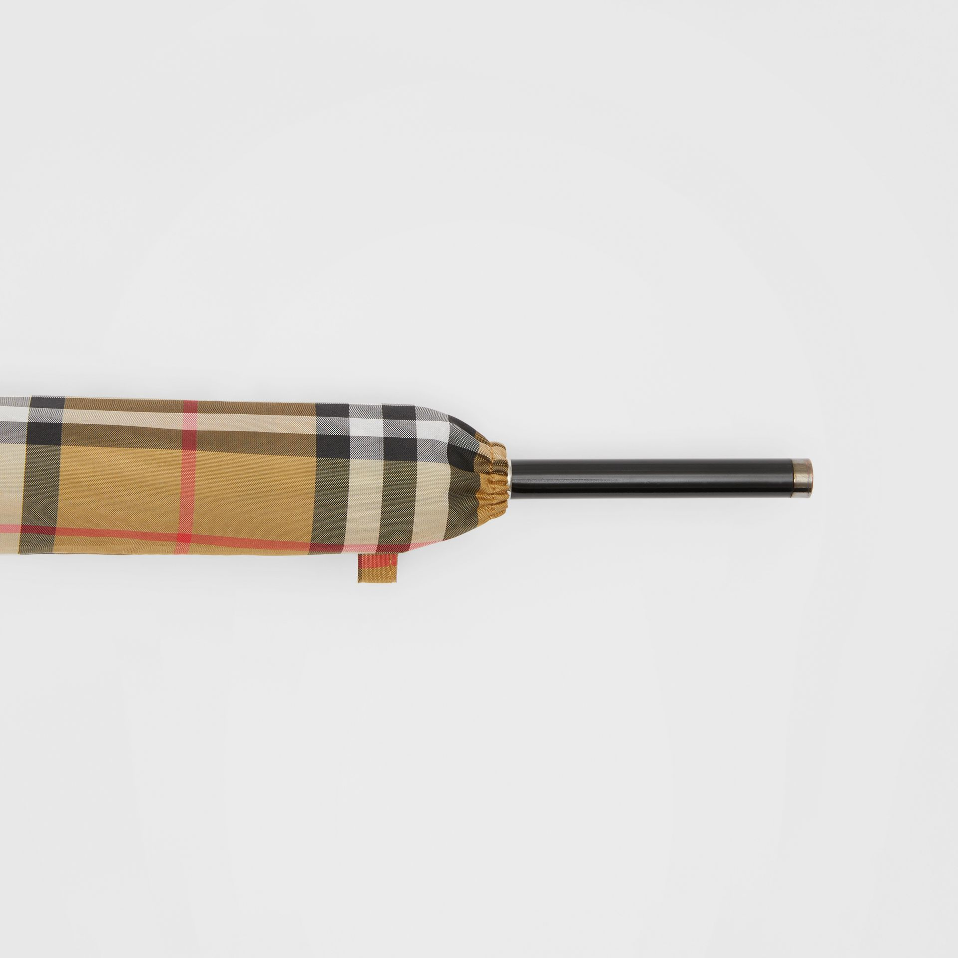 Vintage Check Umbrella in Archive Beige | Burberry Hong Kong S.A.R - gallery image 6