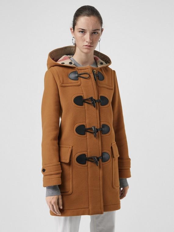 Duffle coat The Mersey (Camel Médio)