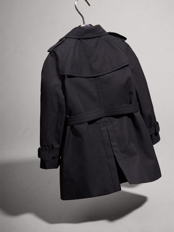 The Wiltshire – Heritage Trench Coat in Navy | Burberry Australia - cell image 3