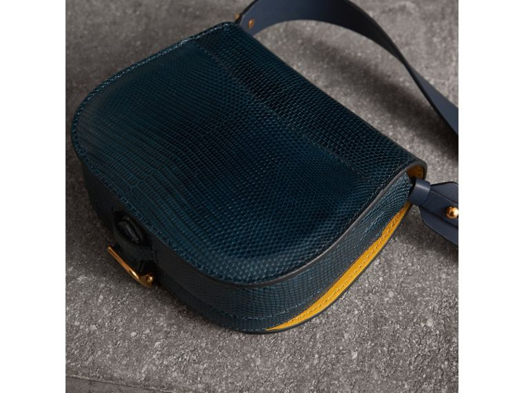 The Satchel aus Waranleder (Marineblau) - Damen | Burberry - cell image 4