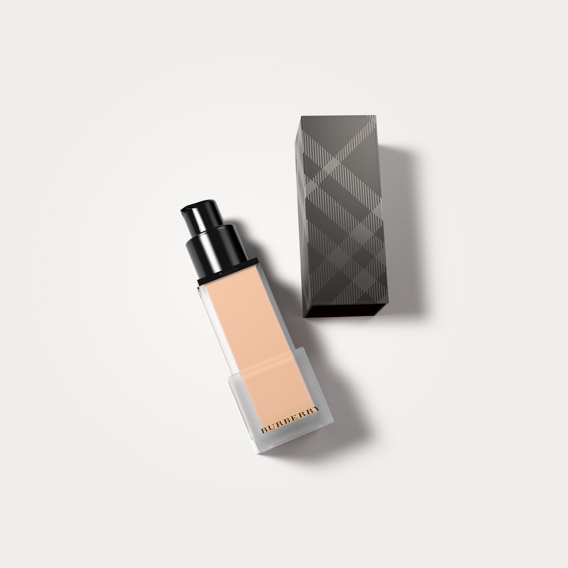 Burberry Cashmere Sunscreen SPF 20 – Warm Nude No.34 - Women | Burberry United States - gallery image 0