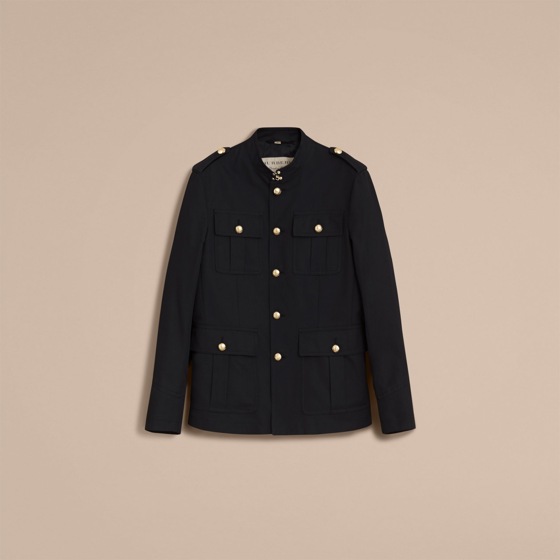 Military Cotton Jacket - gallery image 4