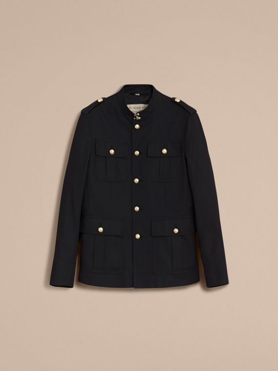Military Cotton Jacket - cell image 3