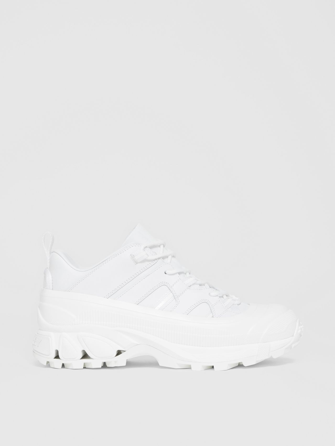 Leather Arthur Sneakers in White