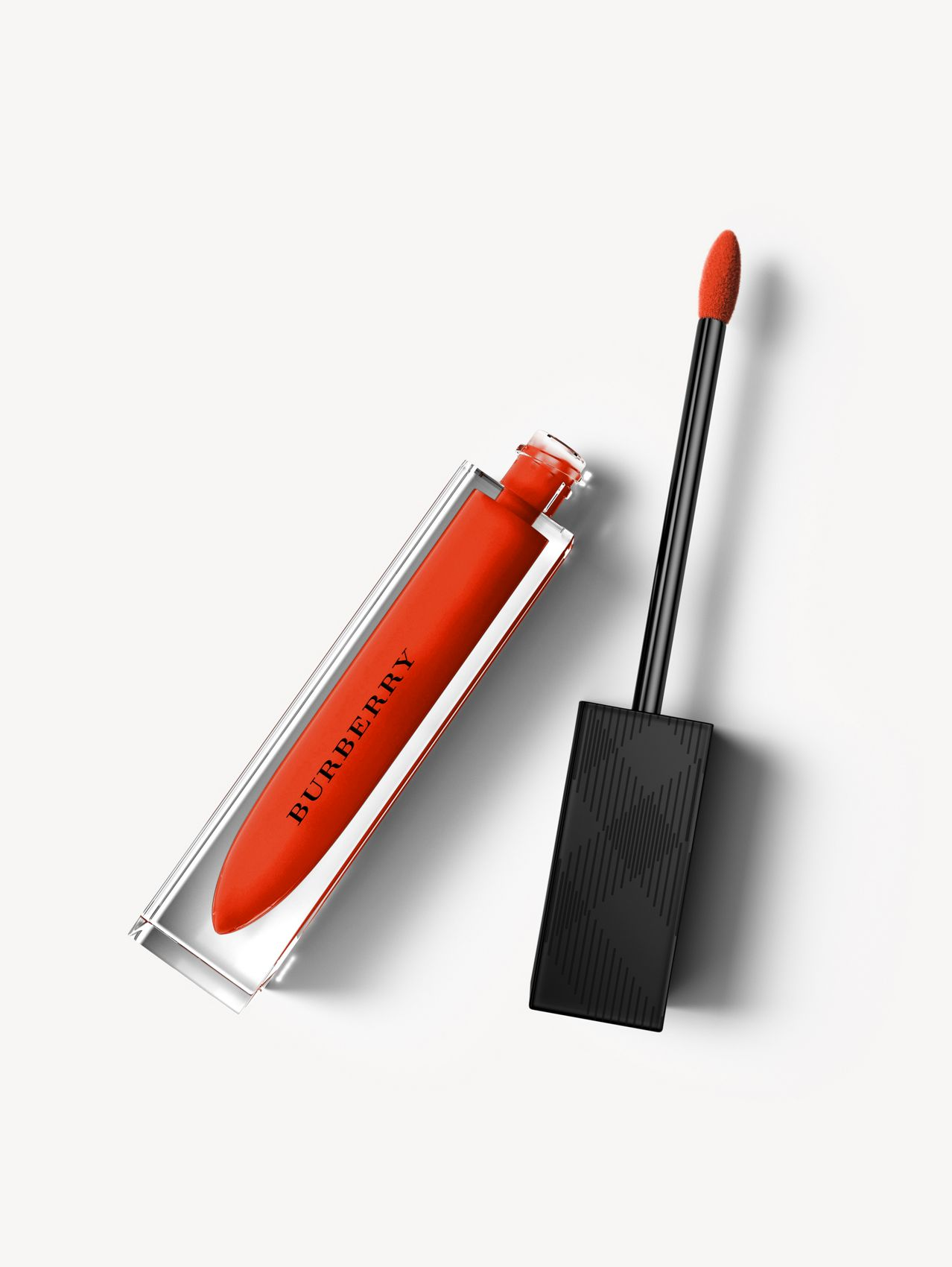 Burberry Kisses Lip Lacquer – Electric Orange No.27