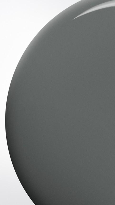 Graphite 201 Nail Polish - Graphite No.201 - Image 2