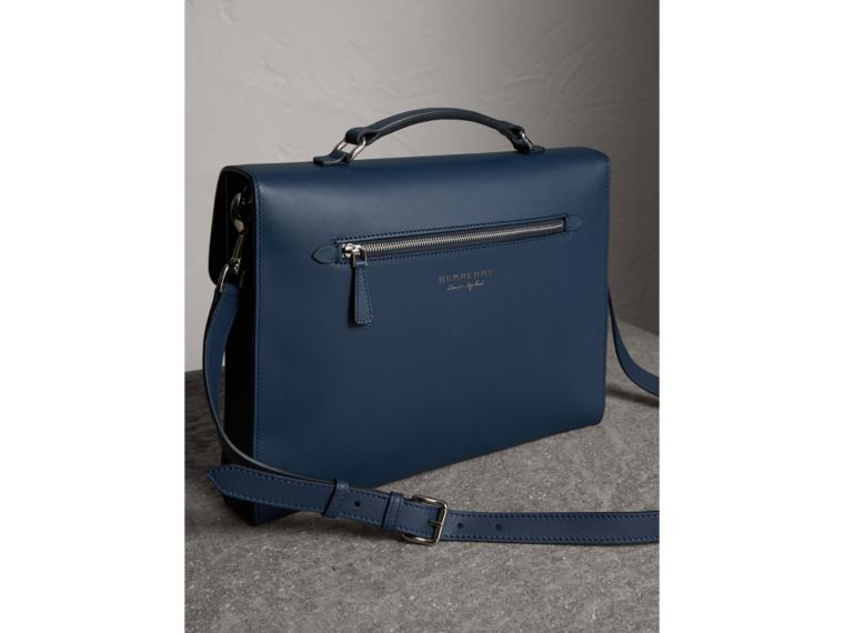 Grand porte-documents DK88 (Bleu Encre) - Homme | Burberry - cell image 4