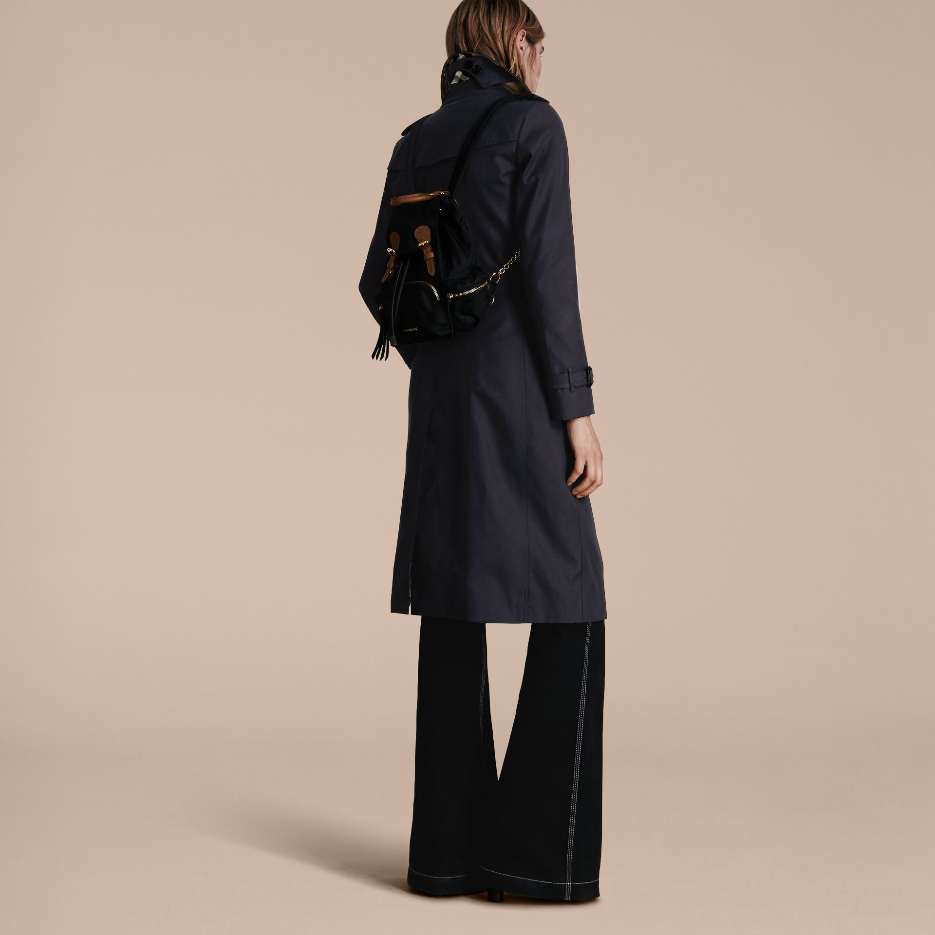 Marine Trench-coat Heritage extra-long The Chelsea Marine - photo de la galerie 3
