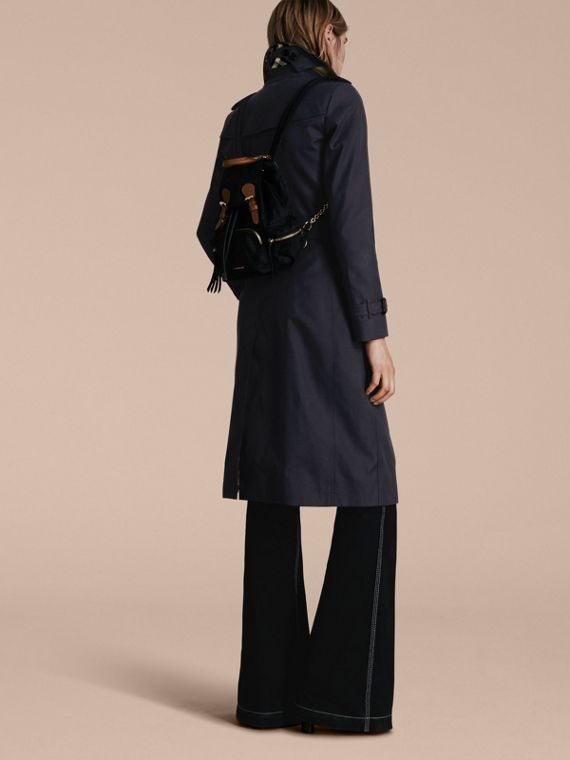 Marine Trench-coat Heritage extra-long The Chelsea Marine - cell image 2