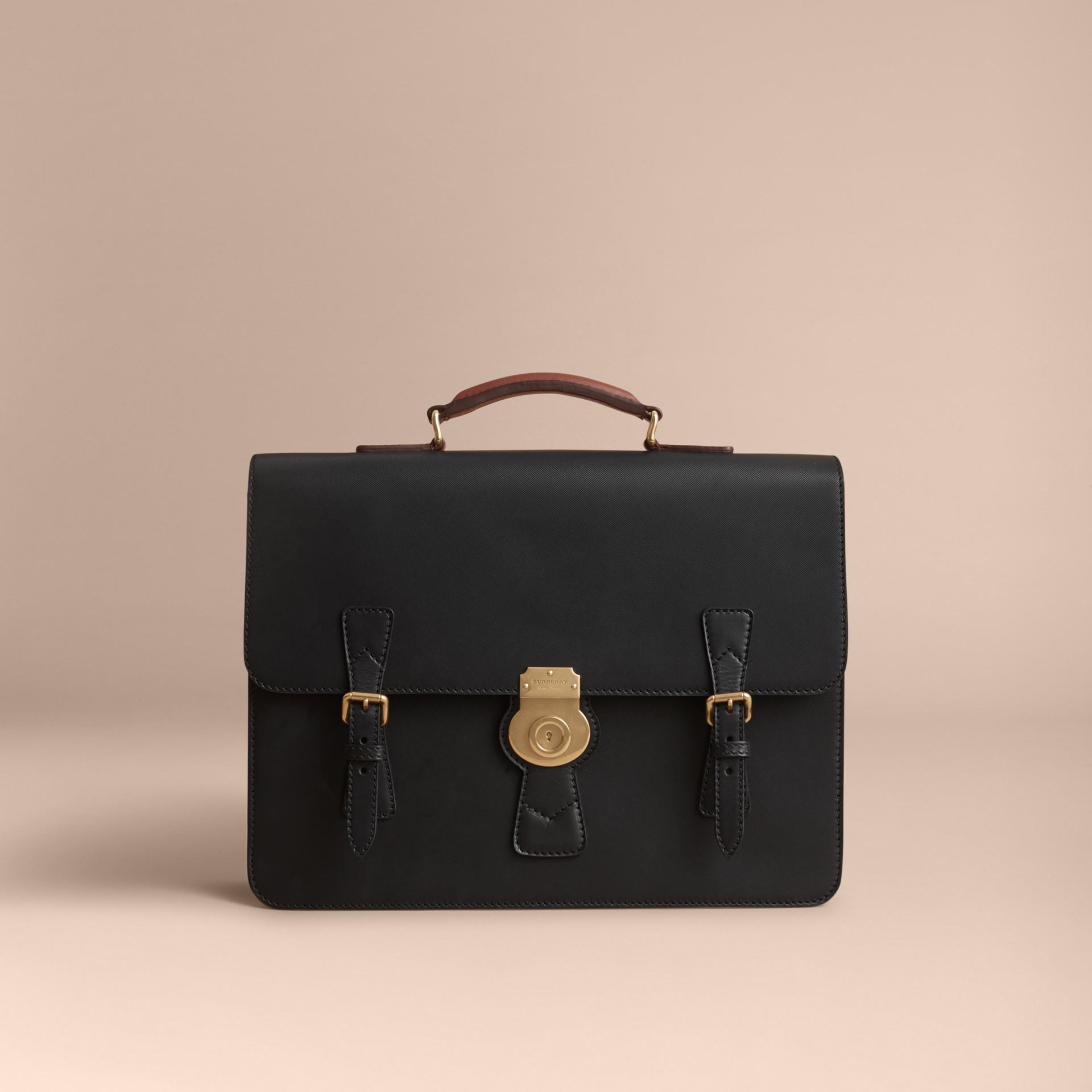 Bolsa satchel DK88 - Média (Preto) - Homens | Burberry - galeria de imagens 6