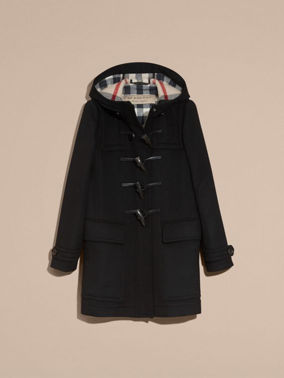 Wool Duffle Coat - cell image 3