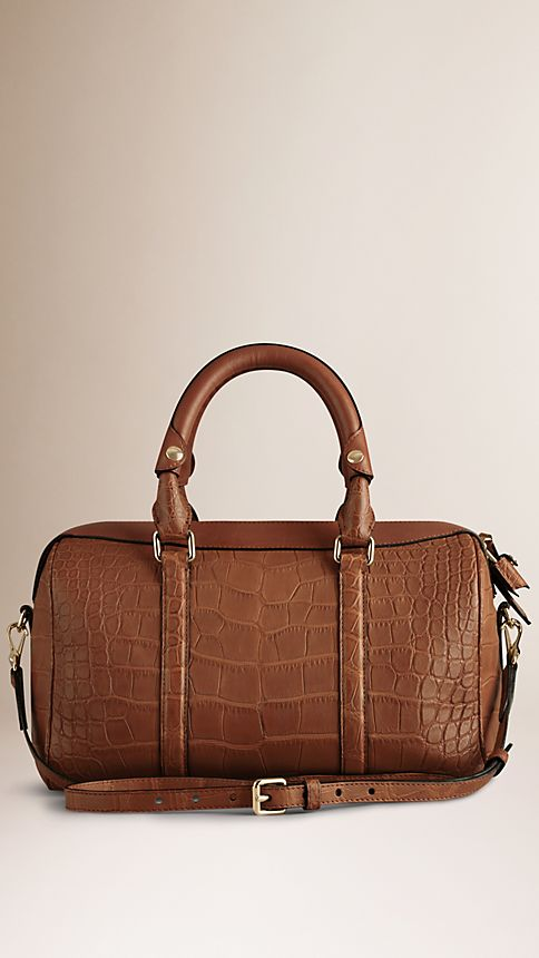 Tan The Medium Alchester in Alligator - Image 3