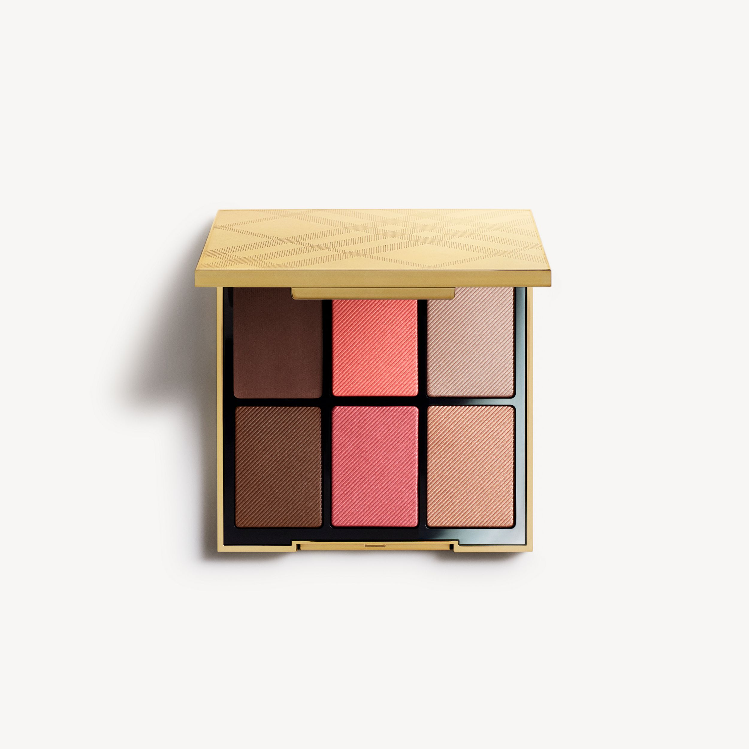 Essentials Glow Palette – 02 Medium to Dark - Women | Burberry - 1