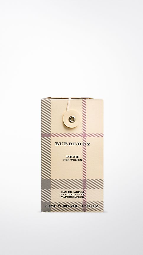 50ml Burberry Touch Eau de Parfum 50ml - Image 2