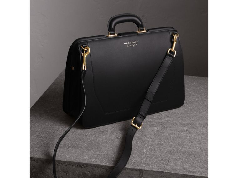 The DK88 Doctor's Bag in Black/black - Men | Burberry - cell image 4