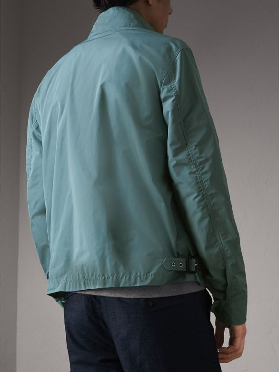Lightweight Technical Jacket in Powder Green - Men | Burberry - cell image 2