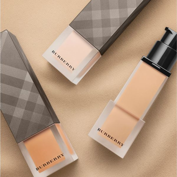 Burberry Cashmere foundation