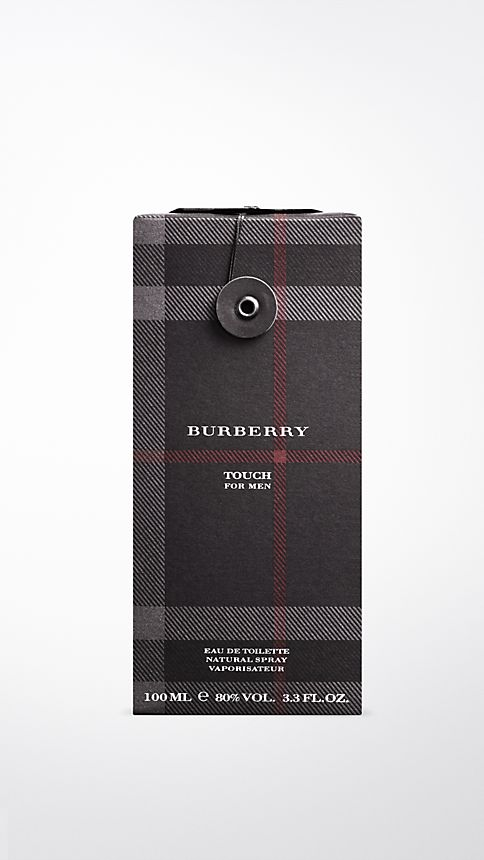 100ml Burberry Touch Eau de Toilette 100ml - Image 2