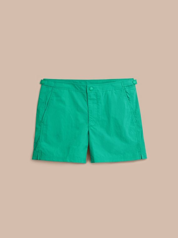 Tailored Swim Shorts Bright Jade