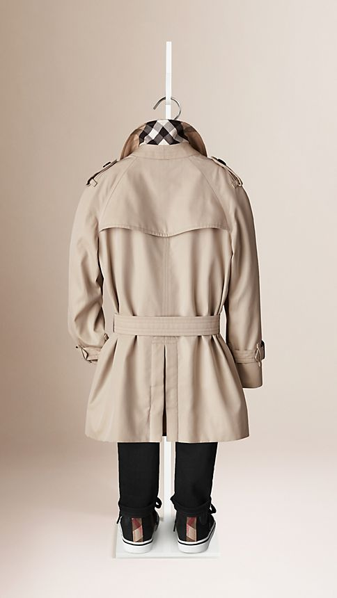 Stone The Wiltshire - Heritage Trench Coat - Image 2
