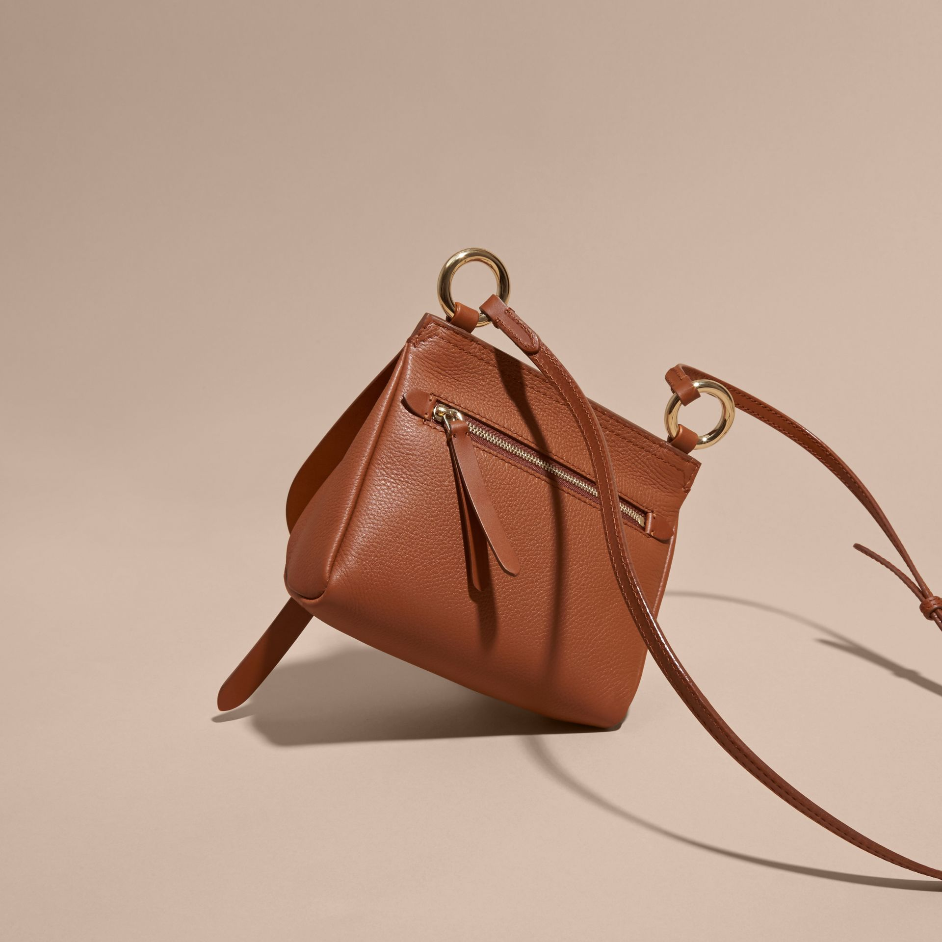 The Baby Bridle Bag in Leather Tan - gallery image 4