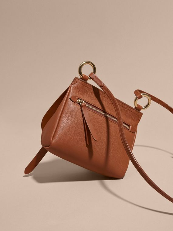 Borsa The Baby Bridle in pelle Marroncino - cell image 3
