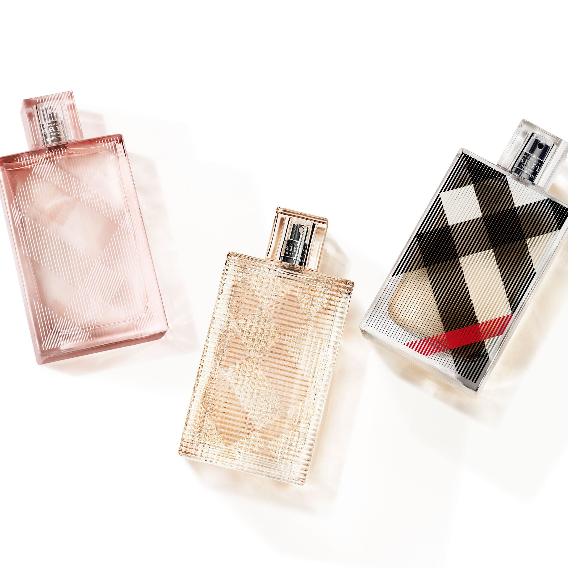Burberry Brit Sheer 淡香水 200ml - 圖庫照片 3