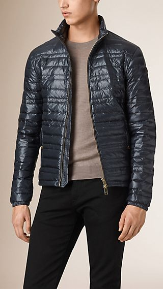 Lightweight Down-filled Blouson