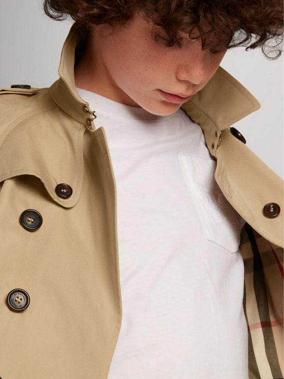 The Wiltshire Trench Coat in Honey | Burberry - cell image 1