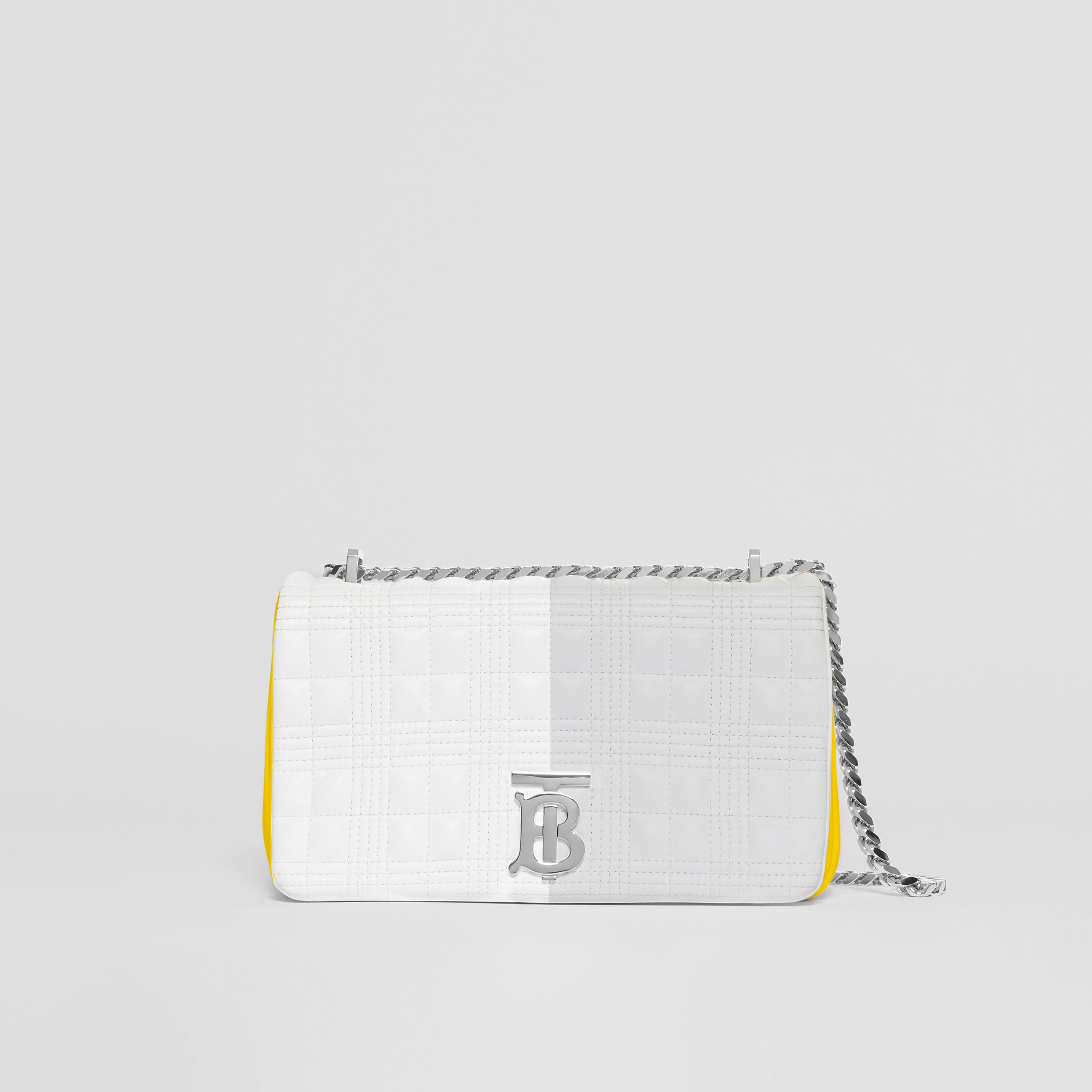 Small Quilted Tri-tone Lambskin Lola Bag - Women | Burberry Hong Kong S.A.R. - 1