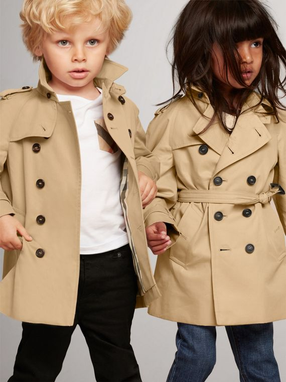 Trench coat Wiltshire – Trench coat Heritage (Miel)
