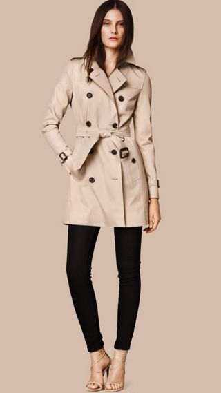 Trench coat Kensington - Trench coat Heritage de longitud media
