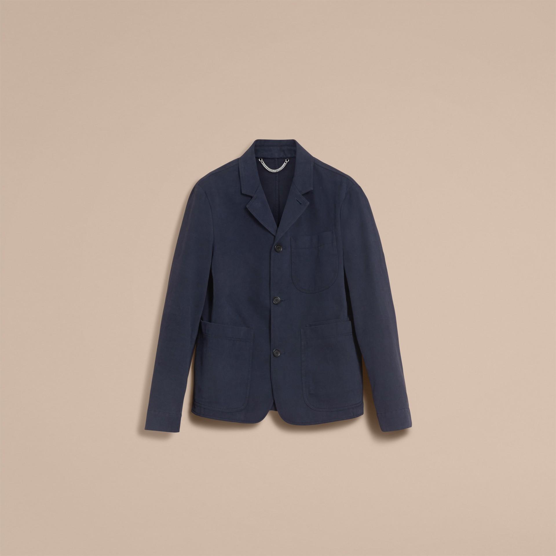 Cotton Workwear Jacket - gallery image 4