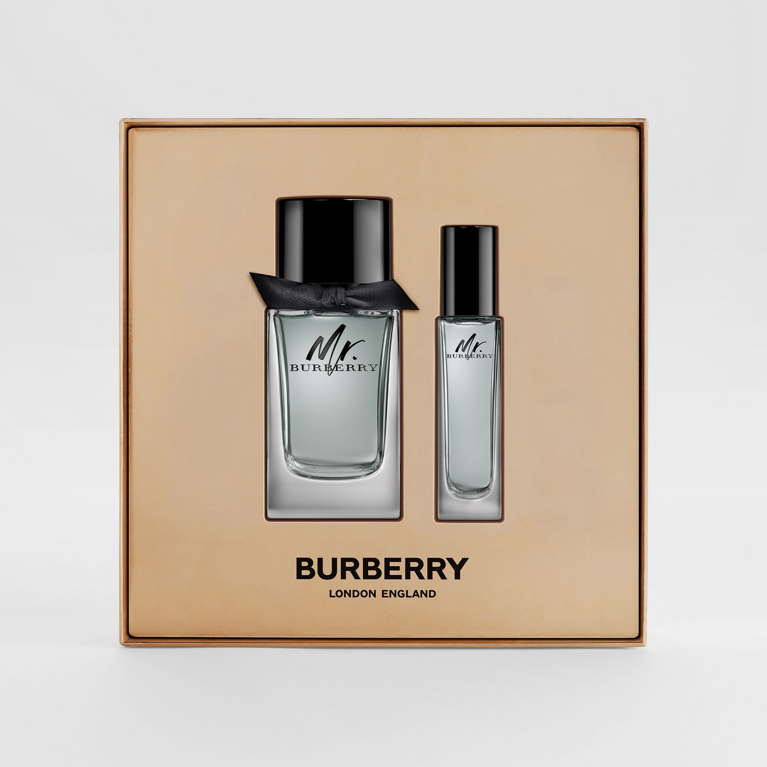 Mr. Burberry Eau de Toilette Gift Set in Honey - Men | Burberry - 2