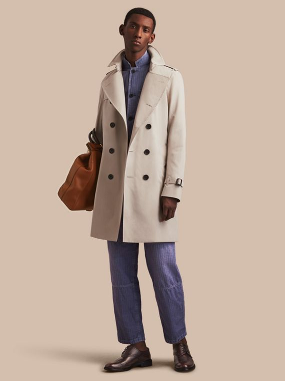 The Kensington – Trench-coat Heritage long Stone