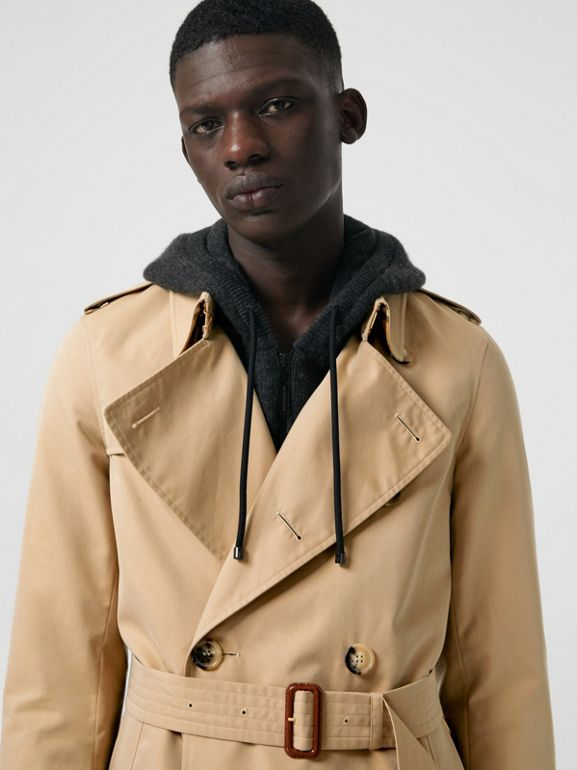 The Chelsea - Trench coat Heritage (Mel) - Homens | Burberry - cell image 1