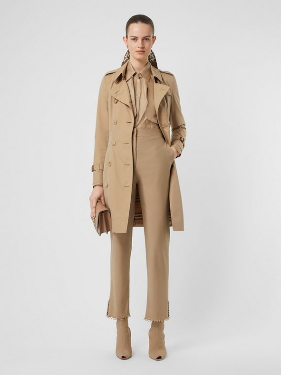 The Chelsea Heritage Trench Coat in Honey